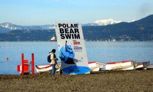 Polar Bear Swim 2011: la bienvenida al año nuevo en Vancouver