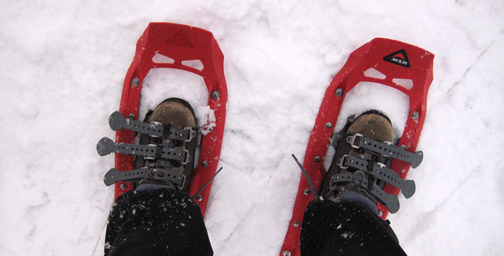Snowshoeing Canada, Vancouver, Cypress Mountain