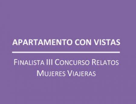 Relato finalista III Concurso de Relatos Mujeres Viajeras