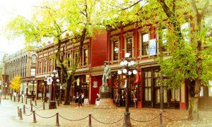 Breve historia de la breve historia de Vancouver BC