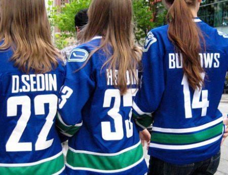 Los Canucks de Vancouver pierden la final de la NHL 2011
