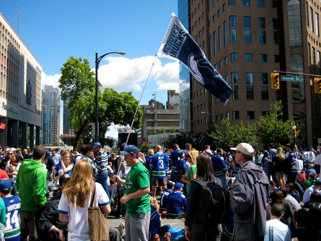 Canucks Vancouver PlayOffs