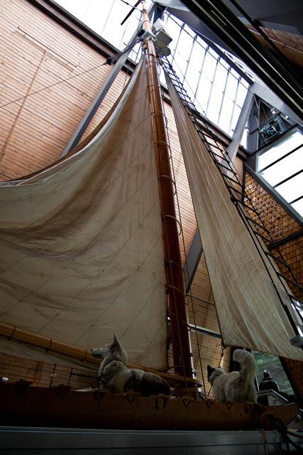 Museo Marítimo de Vancouver / Maritim Museum Vancouver