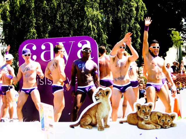 Vancouver Gay Parade