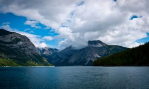 Historia y curiosidades del Lago Minnewanka en Banff