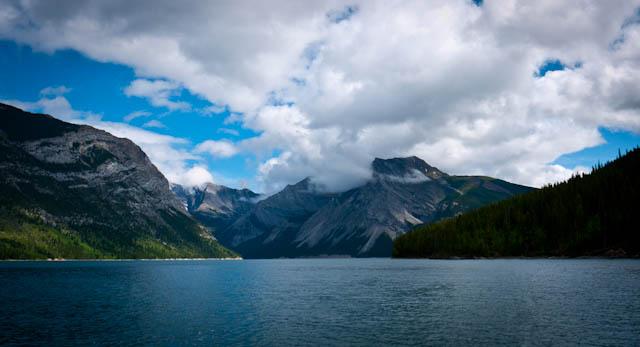 Lago Minewanka, Banff