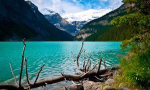 Lago Louise y la Ruta de los 6 Glaciares
