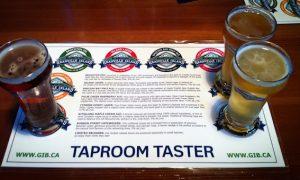 Granville Island Brewing, degustaciones de cerveza canadiense en Vancouver