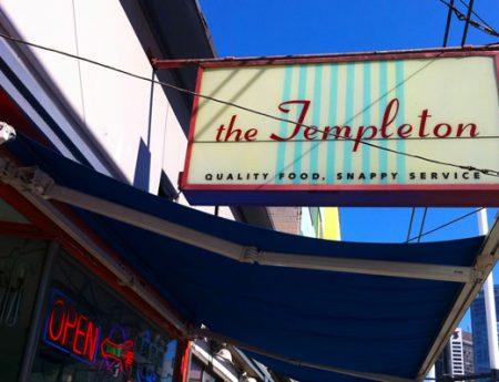 Restaurante recomendado para el brunch en Vancouver: Templeton