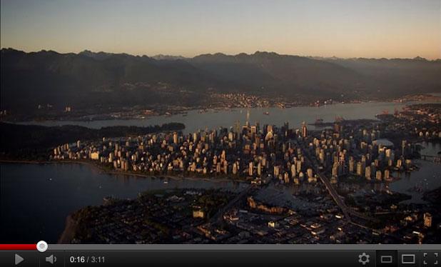 Vídeo Tourism Vancouver