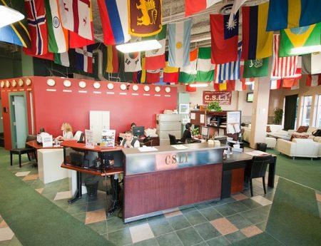 Escuela de inglés en Vancouver: CSLI.