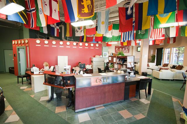 CSLI, escuela de inglés en Vancouver