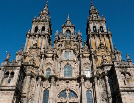 Santiago de Compostela, the end of the road