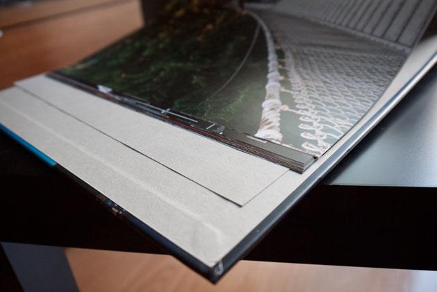 Álbum de fotos Canadá con Blurb