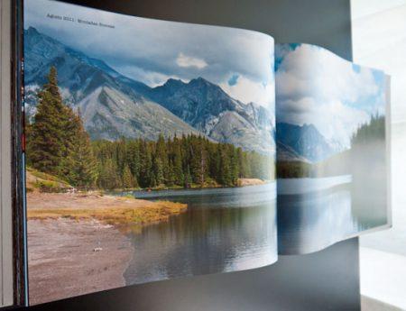 Mi álbum de fotos de Canadá con Blurb