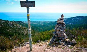 Trekking in Alcossebre: the top of Campanilles