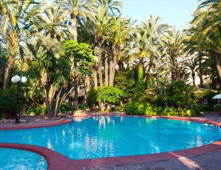 Hotel Huerto del Cura: an oasis in the mediterranean.