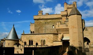 A visit to the Royal Palace of Olite, Navarra.