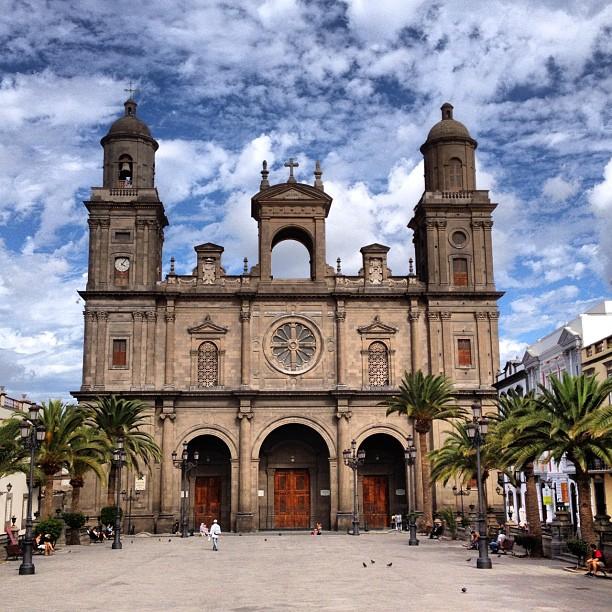 Catedral de Santa Ana. Las Palmas de Gran Canaria.