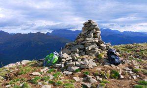 Acensión al pico Pelopín