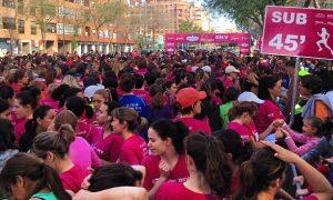 Carrera de la Mujer 2013. Valencia