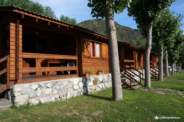 Bungalows Nou Camping La Guingueta d'Àneu