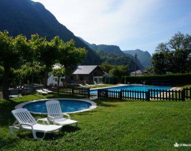 Camping recomendado en el Pirineo Catalán: Nou Camping