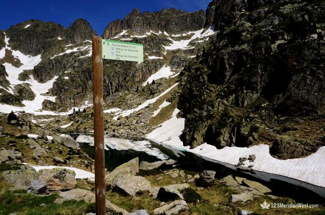 Senderismo Pirineo Lleida.