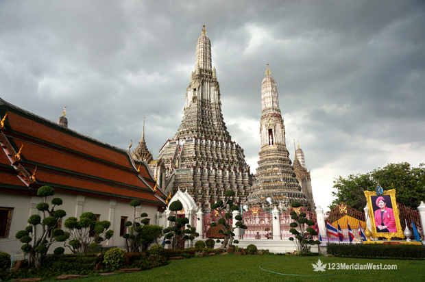 What Phra. Bangkok. Tailandia