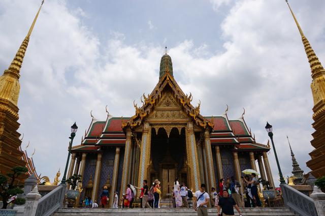 Palacio Real Bangkok, Tailandia