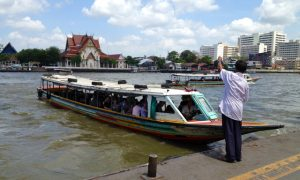 Nueve razones para odiar Bangkok y una para amarla