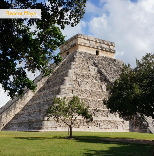 Riviera Maya. Chichen Itzá