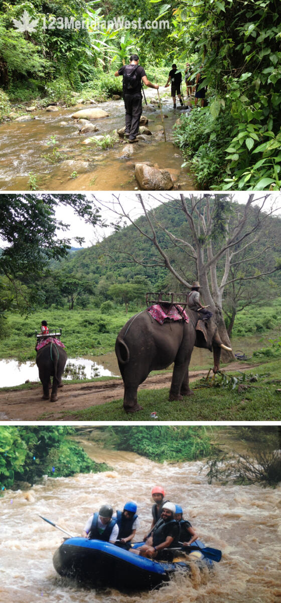 Excursiones Chiang Mai