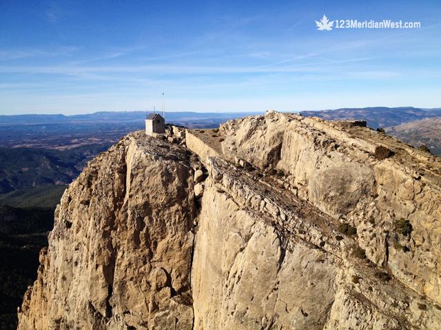 Pico Penyagolosa, senderismo Comunitat Valenciana