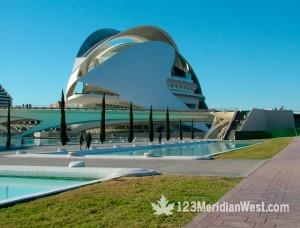 Ciudad de las Artes y las Ciencias, Valencia, Calatrava