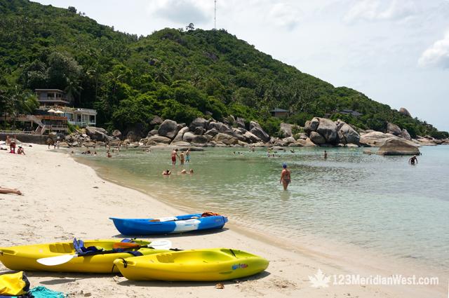 Playas Koh Samui, Tailandia