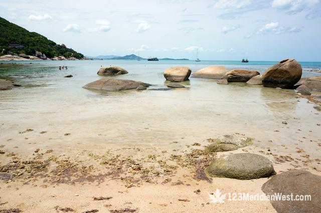 Playas de Koh Samui, Tailandia