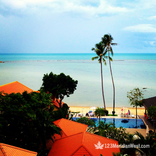 Palm Coco Mantra, Hotel Koh Samui, Tailandia