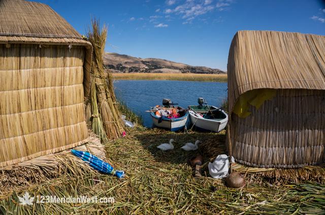 Islas de los Uros, Puno. Lago Titikaka