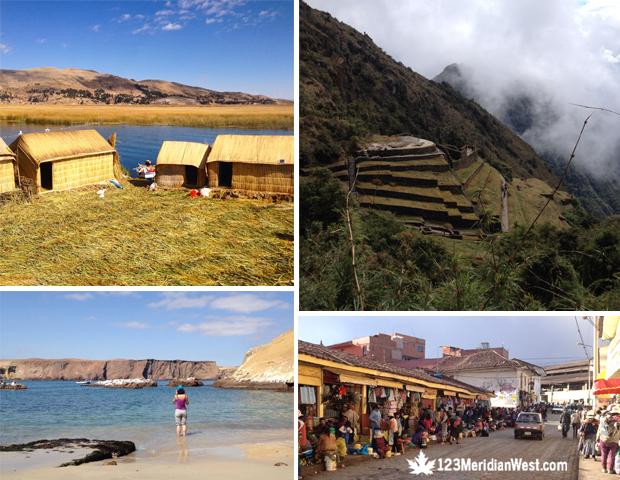 Viaje al sur de Perú