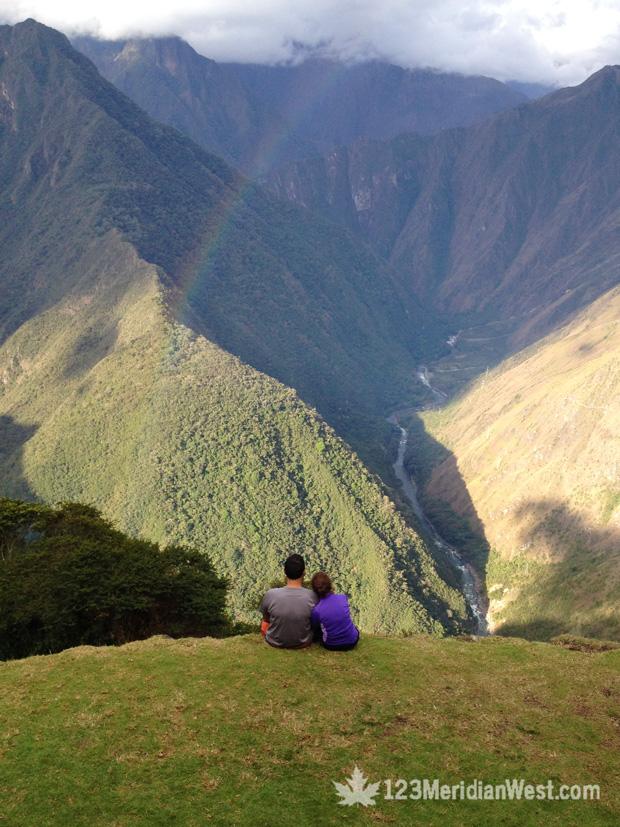 Intipata. Camino Inca, Perú