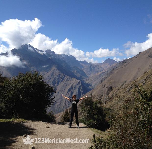 Día 2 Camino Inca, Perú