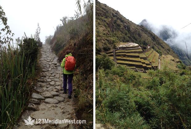 dia 3 Camino Inca