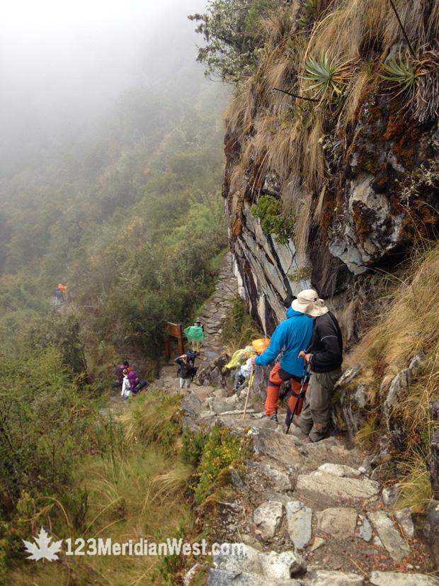 Complejo arqueológico Camino Inca