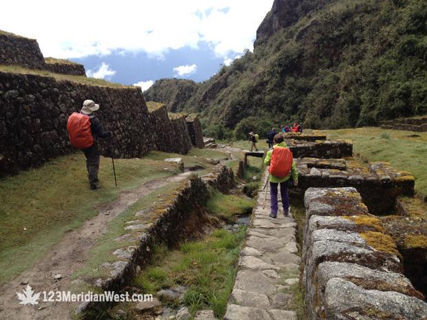 Complejo arqueologico Camino Inca