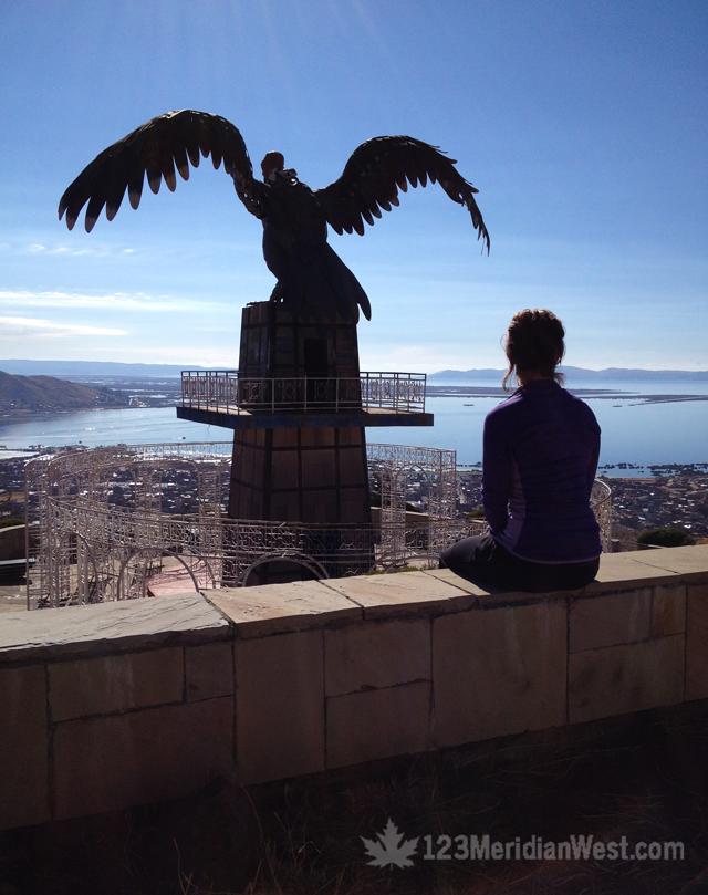 Mirador del Cóndor, Puno. Perú