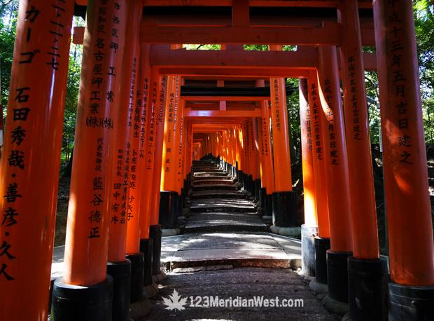 Fushimi Inari-taisha Kioto