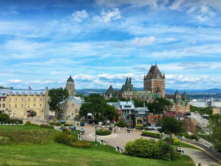 Itinerario completo de viaje por Quebec, Ontario y British Columbia
