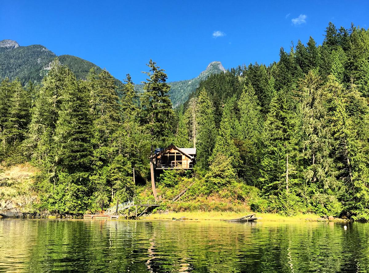 cabin Canadá