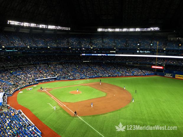 Béisbol en Toronto, Blue Jays